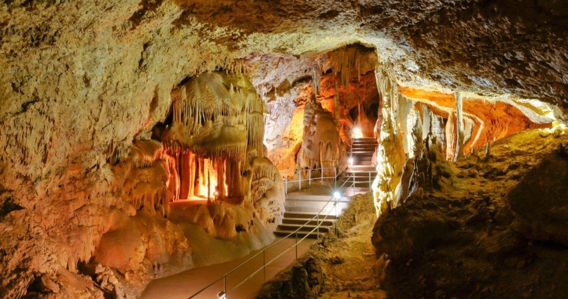 Сказочный мир пещер фото 1