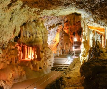 Сказочный мир пещер
