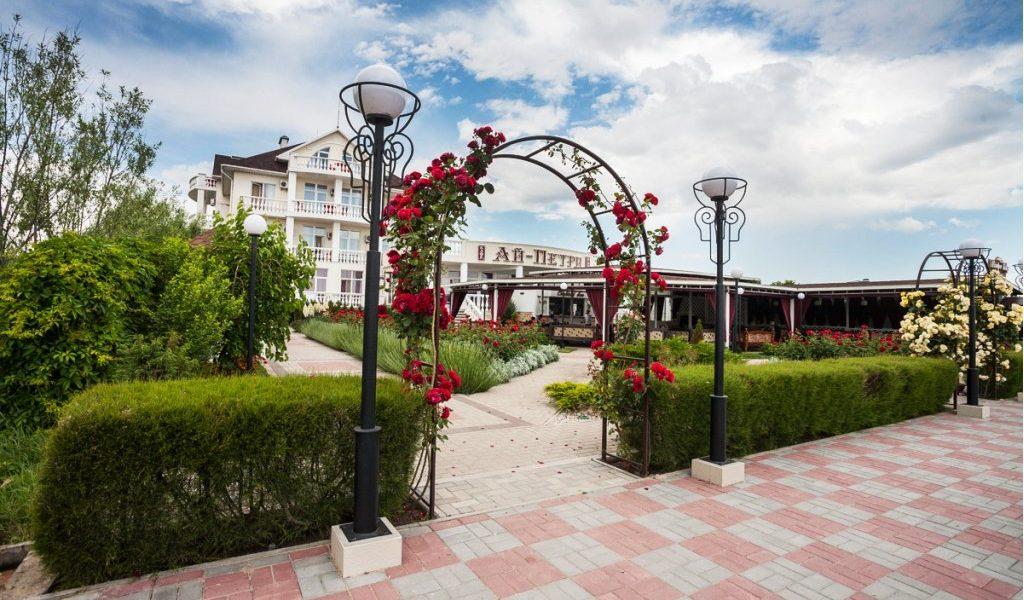 Отель фото 2
